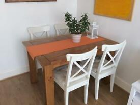 Dinning Table + Chairs