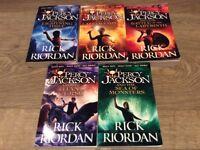 Percy Jackson Complete Series