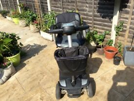 Eclipse TGA mobility scooter with heavy duty battery