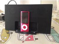 iPod and docking station