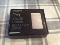Maplin pro 128gb pocket Ssd drive sub 3.0