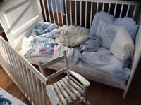 Baby Bedroom Lot ( cot &others)
