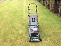 Admiral lawn mower