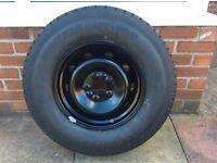 Motorhome / Van New Wheel and Tyre