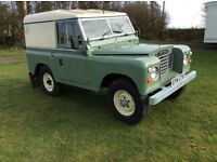 Land Rover defender series 3 for sale