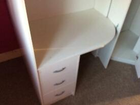High-sleeper bed open to offers!