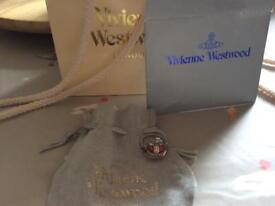 Vivienne Westwood Silver Ring