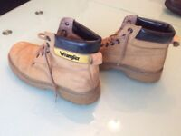 Wrangler ankle boots size 12