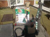Bissell big green Carpet cleaning machine Wigan