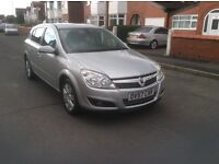 2007 Vauxhall Astra 1.6 Design 5dr hatchback petrol manual low mileage full service history £1595.
