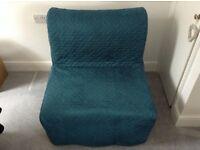 Excellent condition IKEA single sofa futon bed