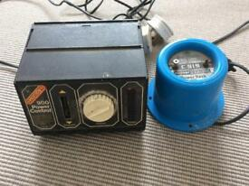 Hornby 900 power controller and power pack