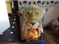 Star Wars Halloween yoda