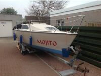 Jeanneau Juno Sailing Yacht.