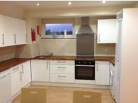 2 Double bed modern accommodation part furnished £850 inclusive