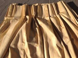 Quality, professionally made, pinch pleat curtains