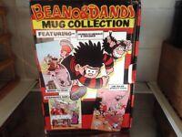 Boxed character mug set