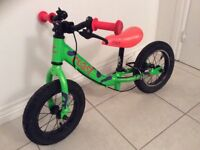 "Carrera Coast Balance Bike - 12"" for sale"