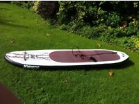 "Jobe 9'8"" Surf SUP Inflatable Paddleboard"