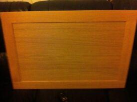 Kitchen cabinet doors (oak)