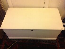 Versatile blanket box, coffee table, storage box