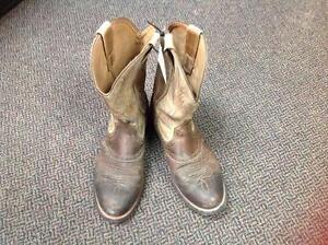 ATS Ariat Cowboy Boots (sku: Z13560)