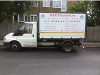 Rubbish, Junk & Furniture Clearance, Builders Waste, Garden Waste, Trees Cleared. Any Rubbish