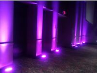 ✣ KISS Entertainment UK ✢ - Venue Uplighting from £120 - (Wedding - Party - Event - Corporate)