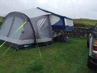 Pennine Continental Trailer Tent