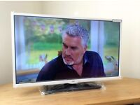 """JVC 32"""" inch HD LED TV - DVD built in, freeview, USB record"""