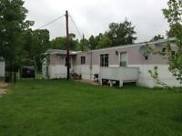 Modular home with 4.9 acres