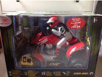 Remote control quad bike. Brand new in box