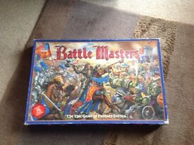 Battlemasters Game