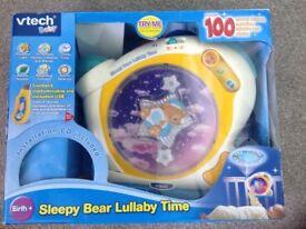 Vtech Sleepy Bear Lullaby Time