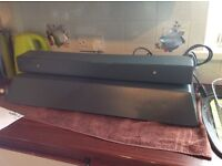 Fish tank hood and light , possible free delivery