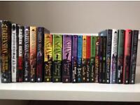 Teenage books