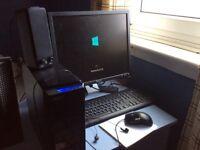 Acer Aspire Gaming PC Setup