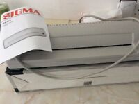Sigma laminator