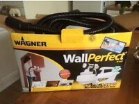 Wagner wall perfect w655 paint sprayer. Never used. Grab a bargain .