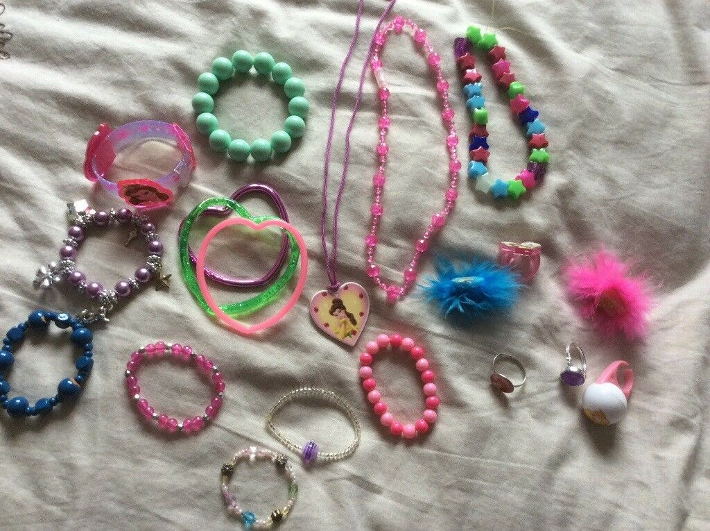 Little girls jewellery