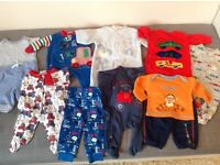 Boys' clothes bundle 0-3 months