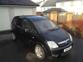 ****EXCELLENT VAUXHALL MERIVA 1.4i VERY LOW MILEAGE ****
