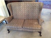 Parker Knoll Double Seater Model PK720 Armchair - Same style single seat armchairs also available