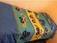 Child's Duvet Cover and pillowcase , only used once