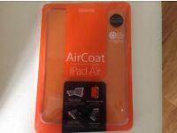 APPLE IPAD AIR ORANGE CASE, ONLY £7 new