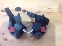 Car seat adapters for Baby Jogger pushchair
