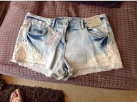 Ladies tops shorts more to come