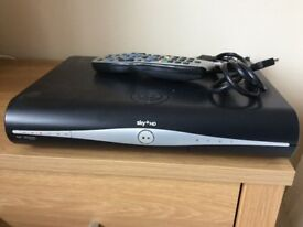 Sky box complete complete working order