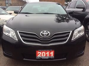 2011 Toyota Camry LE 4 Cyl. NO ACCIDENTS Mint Cond. All Pwr Opts