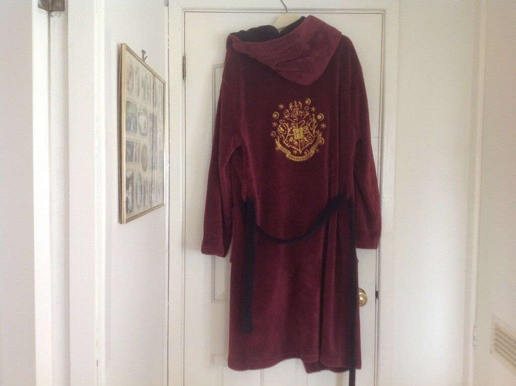 Harry Potter dressing gown | in Toton, Nottinghamshire | Gumtree